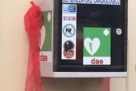 La Catona: I commercianti regalano defibrillatore