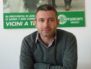 Lucio Gori confesercenti arezzo