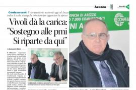 Corriere di Arezzo 5 febbraio 2015