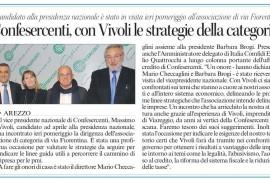 Corriere di Arezzo 6 febbraio 2015