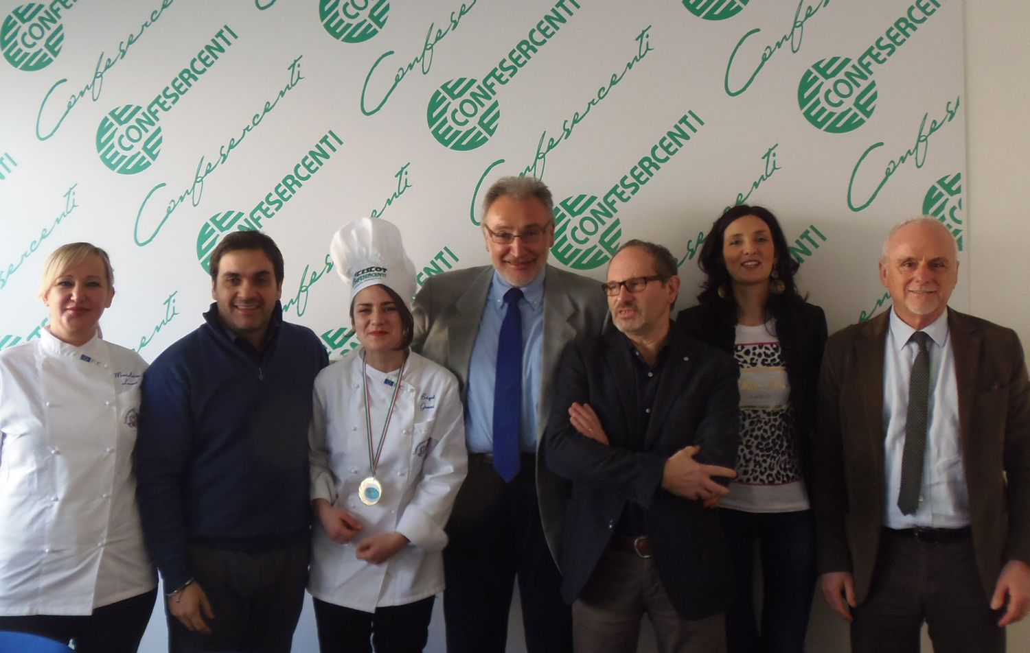 Allieva cescot campionessa di commis di toscana for Commis di cucina stipendio