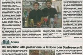 Corriere Arezzo Speciale Lavoro 10 giugno 2015