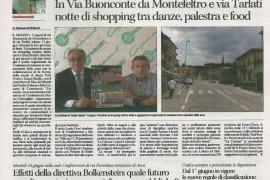 Corriere di Arezzo 10 giugno 2015