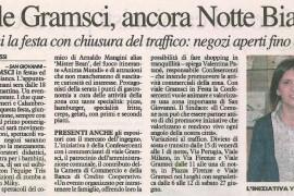 La Nazione di Arezzo 25 giugno 2015