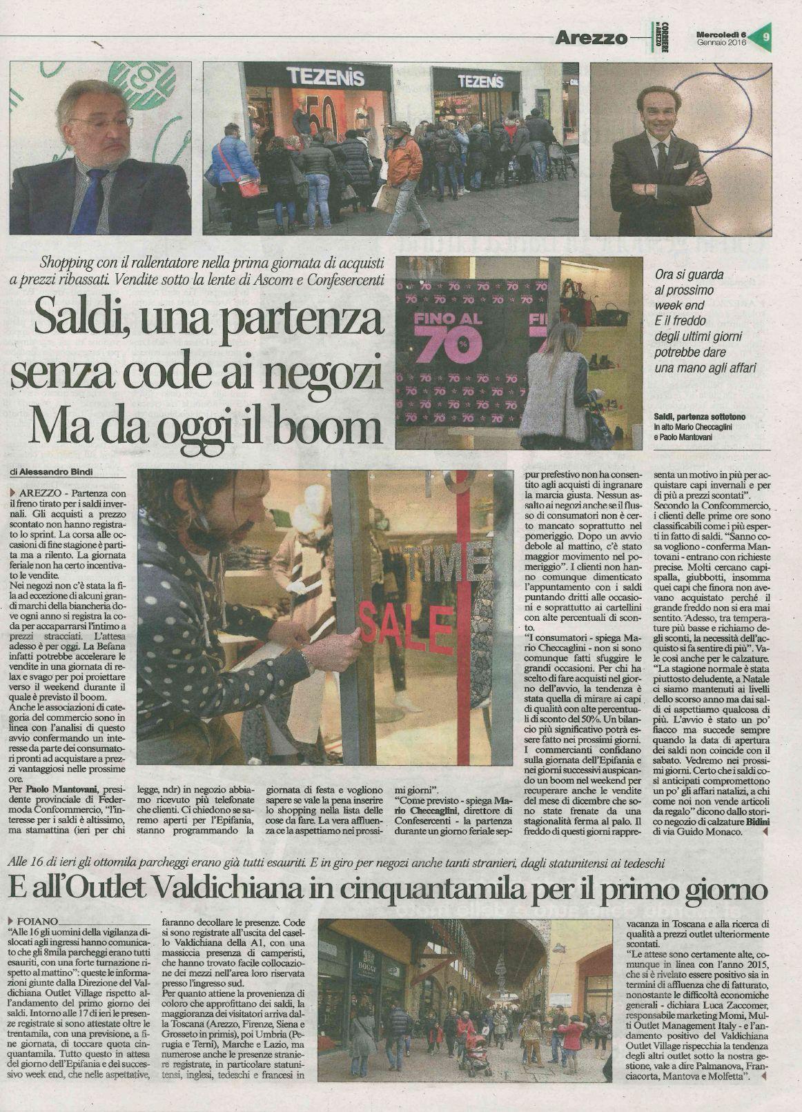 Corriere Arezzo Oggi