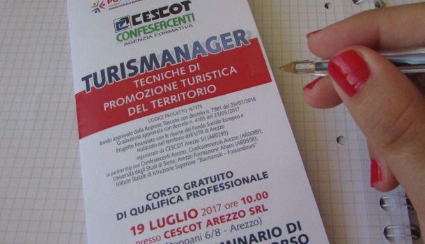 """Corso di formazione """"Turismanager, tecniche di promozione turistica del territorio"""""""