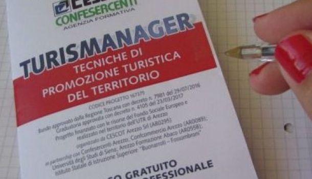 """""""Turismanager, tecniche di promozione turistica del territorio"""""""