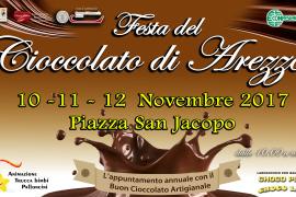 Festa della cioccolata in piazza San Jacopo