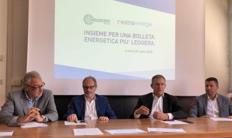 Estra e Confesercenti insieme per rendere più leggera la bolletta energetica