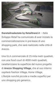 Shopping park arezzo