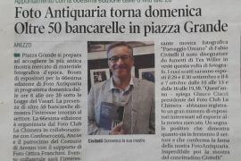 Corriere di Arezzo 28 settembre 2018