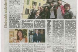 Corriere di Arezzo 19 ottobre 2018