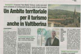 Corriere di Arezzo 12 ottobre 2018
