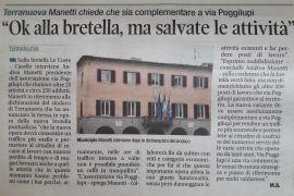 Corriere di Arezzo 27 ottobre 2018