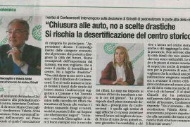 Corriere di Arezzo 13 novembre 2018