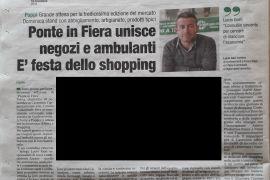 Corriere di Arezzo 16 novembre 2018