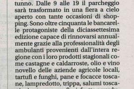 Corriere di Arezzo 9 novembre 2018