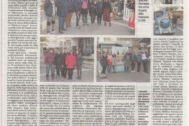 Corriere di Arezzo 8 dicembre 2018