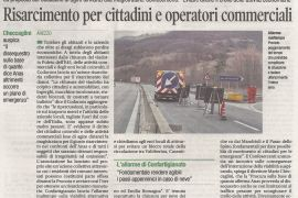 Corriere di Arezzo 19 gennaio 2019