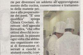 Corriere di Arezzo 25 febbraio 2019