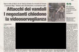 Corriere di Arezzo 1 marzo 2019
