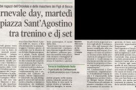 Corriere di Arezzo 2 marzo 2019