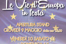 Vie d'Europa in festa a San Giovanni Valdarno
