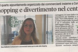 Corriere di Arezzo 24 luglio 2019