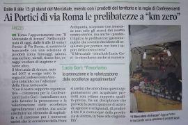 Corriere di Arezzo 6 luglio 2019