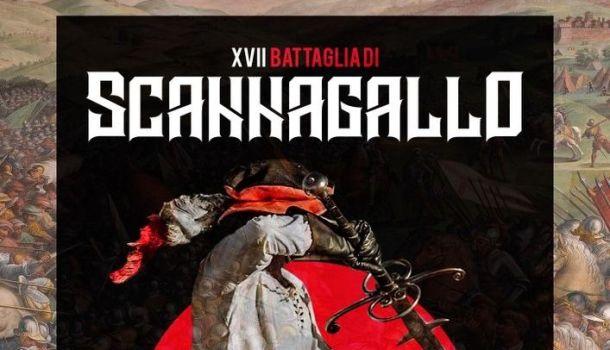 Duelli a tavola e rievocazioni storiche: ecco la battaglia di Scannagallo