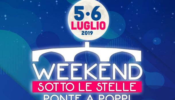 Weekend sotto le Stelle a Ponte a Poppi
