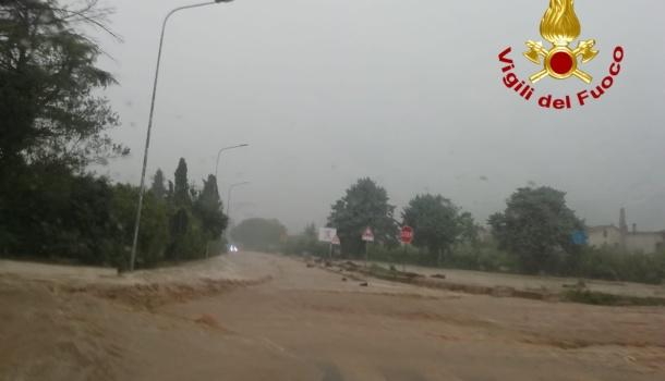Alluvione: entro il 2 agosto serve una prima stima dei danni e il censimento delle aziende allagate