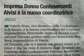 Corriere di Arezzo 26 settembre 2019
