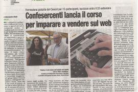 Corriere di Arezzo 3 settembre 2019