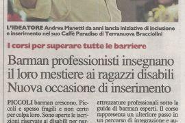 La Nazione di Arezzo, 21 settembre 2019
