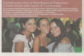 La Nazione di Arezzo 3 settembre 2019