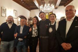 A Sansepolcro boom di commensali per la tappa di Girogustando