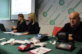 Scontrino elettronico: incontro in Confesercenti Valdarno