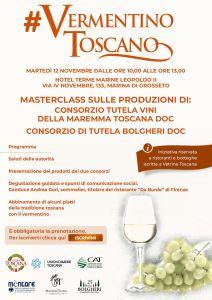 Locandina master class