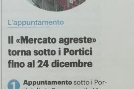 La Nazione di Arezzo 19 dicembre 2019