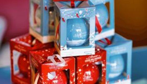 Arezzo Città del Natale: opportunità per gli operatori, di acquistare le palline promozionali