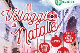 """Domenica 22 dicembre """"Il villaggio di Natale"""" a Sansepolcro"""