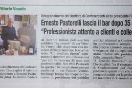 Corriere di Arezzo 29 febbraio 2020