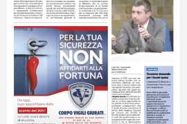 La Nazione di Arezzo 7 giugno 2020