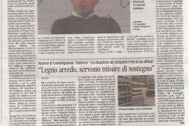 Corriere di Arezzo 16 luglio 2020