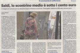 La Nazione di Arezzo 11 agosto 2020