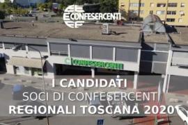 FACCIA A FACCIA CON I SOCI CANDIDATI AL CONSIGLIO DELLA REGIONE TOSCANA