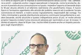 La Nazione di Arezzo 17 gennaio 2021