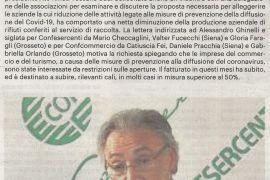 La Nazione di Arezzo, 20 gennaio 2021