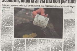 Corriere di Arezzo 2 febbraio 2021